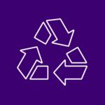 Pictogramme représentant la catégorie gestion des déchets non alimentaires de l'annuaire Takagreen