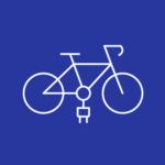 Pictogramme de la mobilité durable